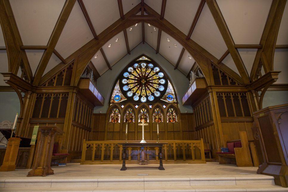 South Highland Presbyterian Church Johnsonkreis